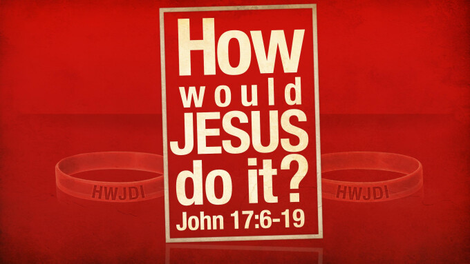 How Would Jesus Do It?