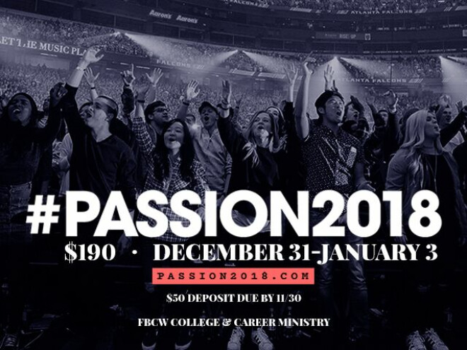 Passion Conference