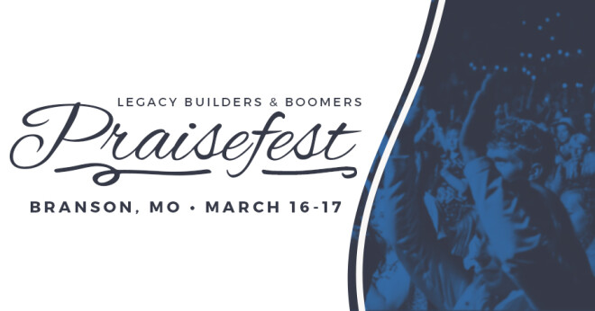 Legacy builders and Boomers Praisefest