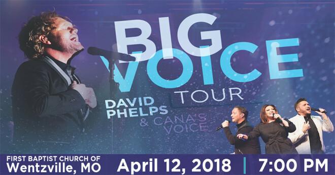 Big Voice Tour