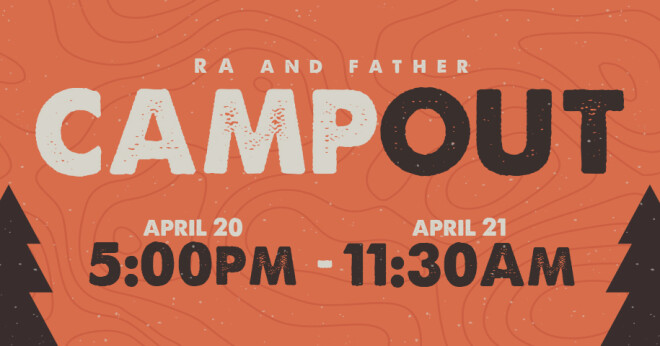 RA Camp Out