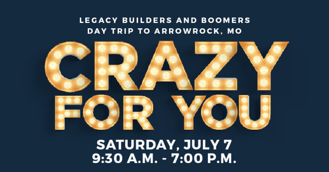 Legacy Builders and Boomers Trip to Arrowrock