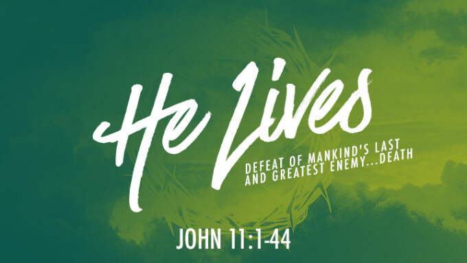 He Lives - Defeat of Mankind's Last and Greatest Enemy