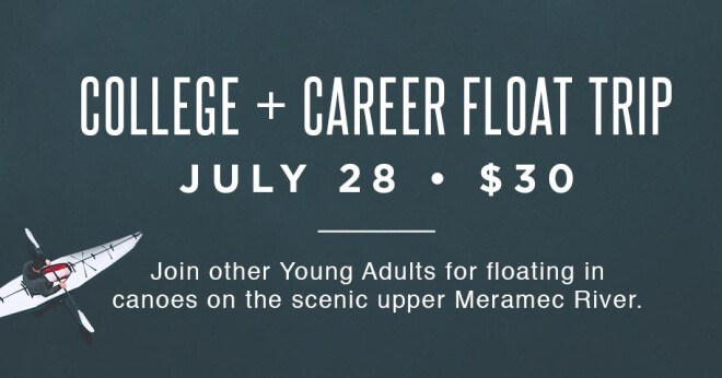 College and Career Float Trip