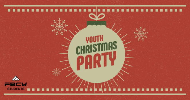Youth Christmas Party 2018