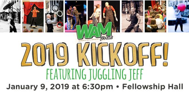 WAM Spring Kick-Off 2019
