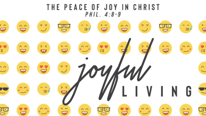 The Peace of Joy in Christ
