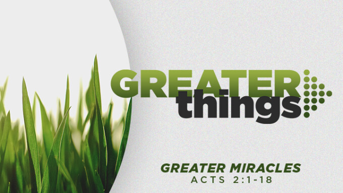 Greater Miracles