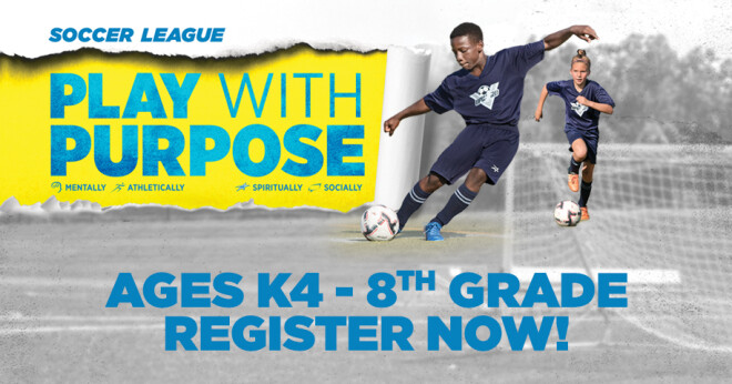 Upward Soccer Early Registration