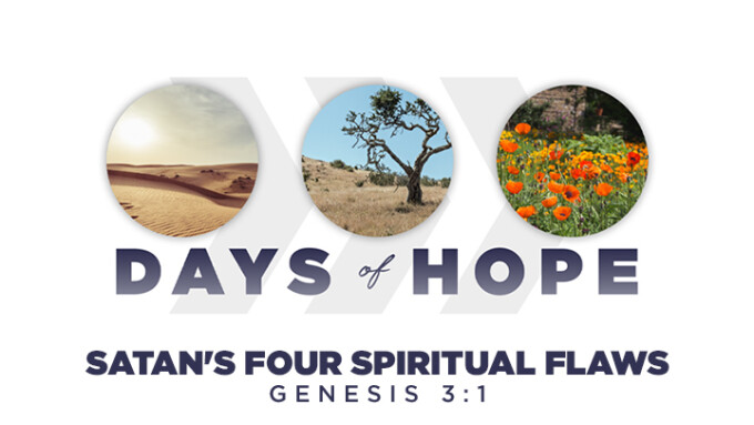 Satan's Four Spiritual Flaws
