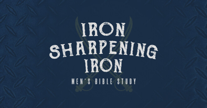 Iron Sharpening Iron