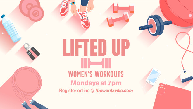 Lifted Up - Workouts for Women