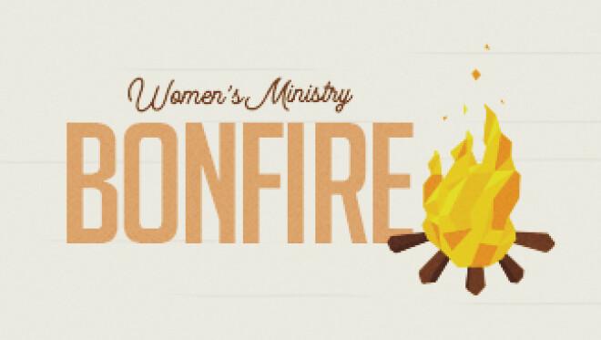 Women's Ministry Bonfire